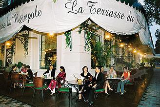 Breakfast with Gilles Cretallaz