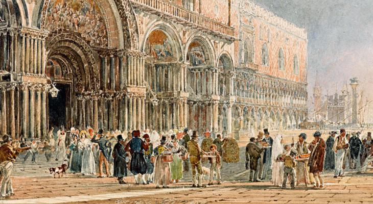 History Cipriani
