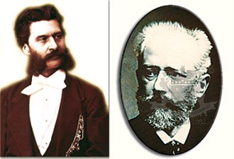 Tchaikovsky & Strauss at Grand Hotel Europe