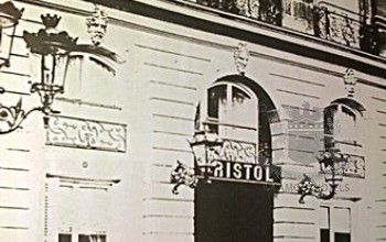 Paris: The lost Bristol Hotel