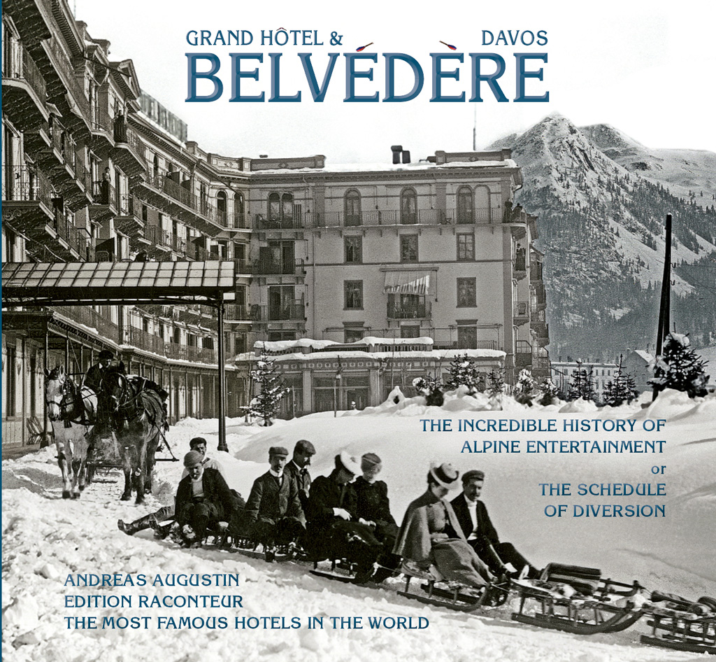cover of the book Belvedere Davos - click to link