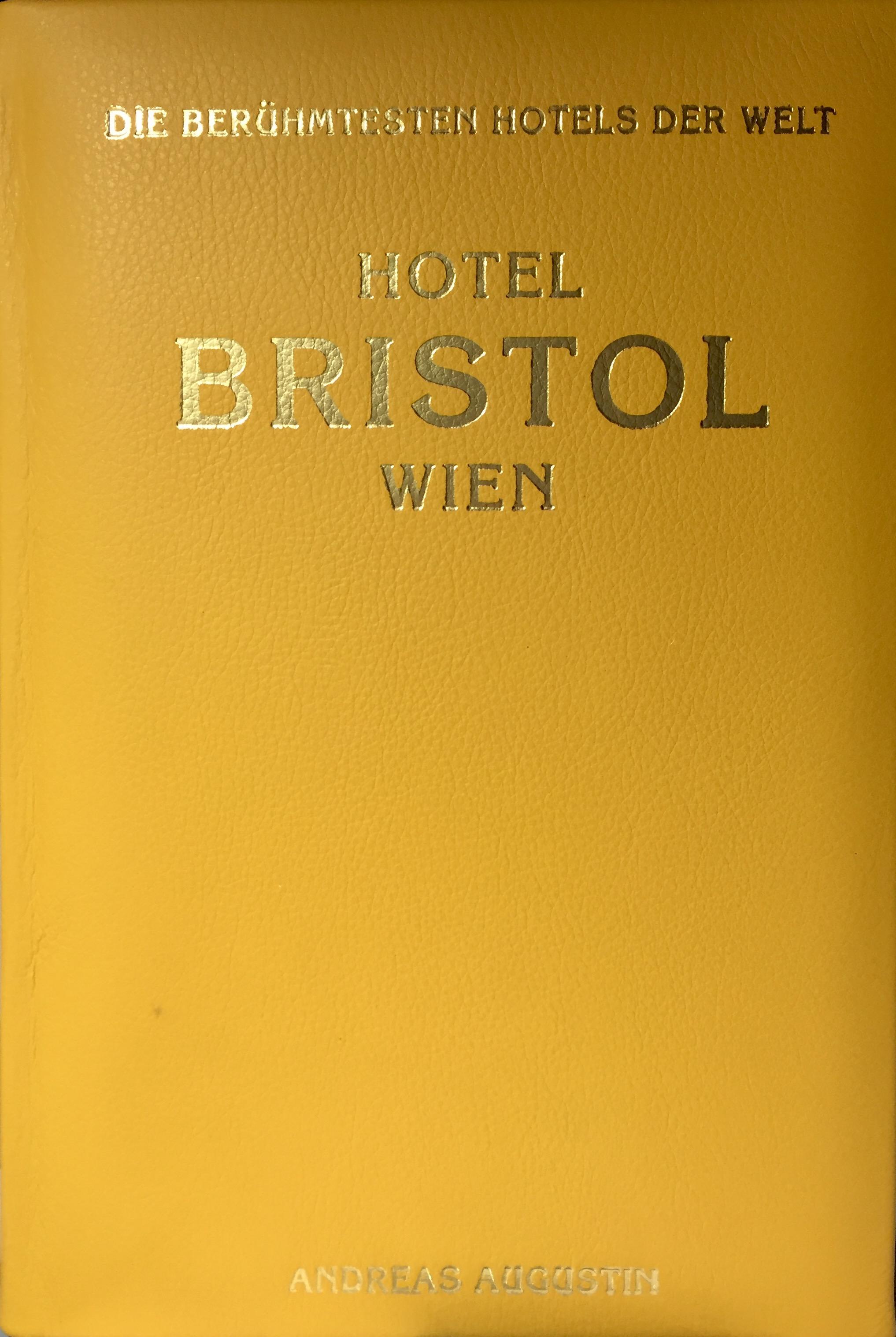 Hotel Bristol – Wien, Österreich (Deutsch Leder Edition)