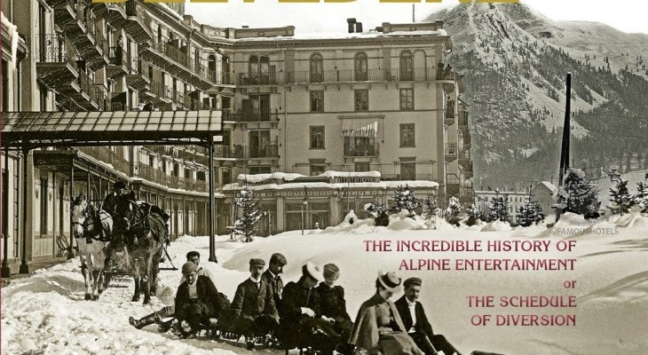 Weekend Feuilleton 'The incredible History of Alpinie Entertainment', or 'The Schedule of Diversion'