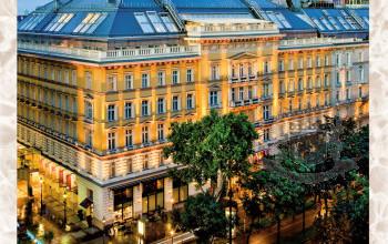 150 Years Grand Hotel Vienna