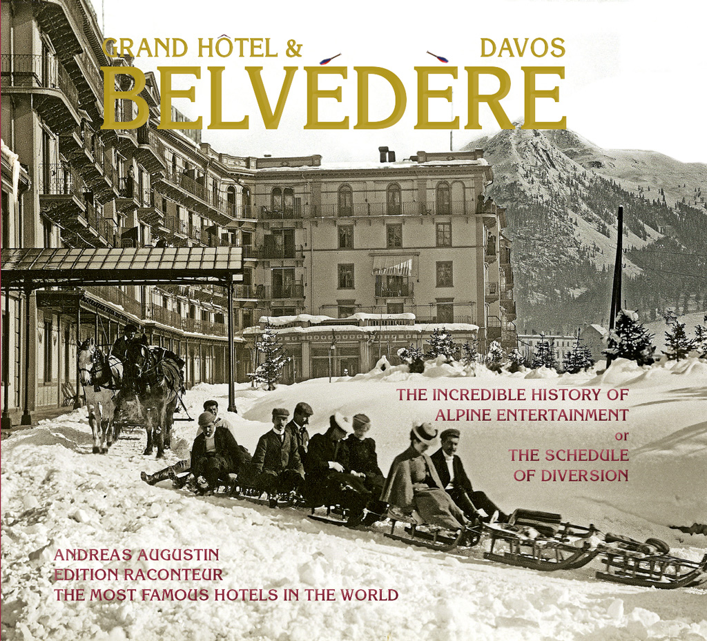 Grand Hotel Belvédère Davos (English)