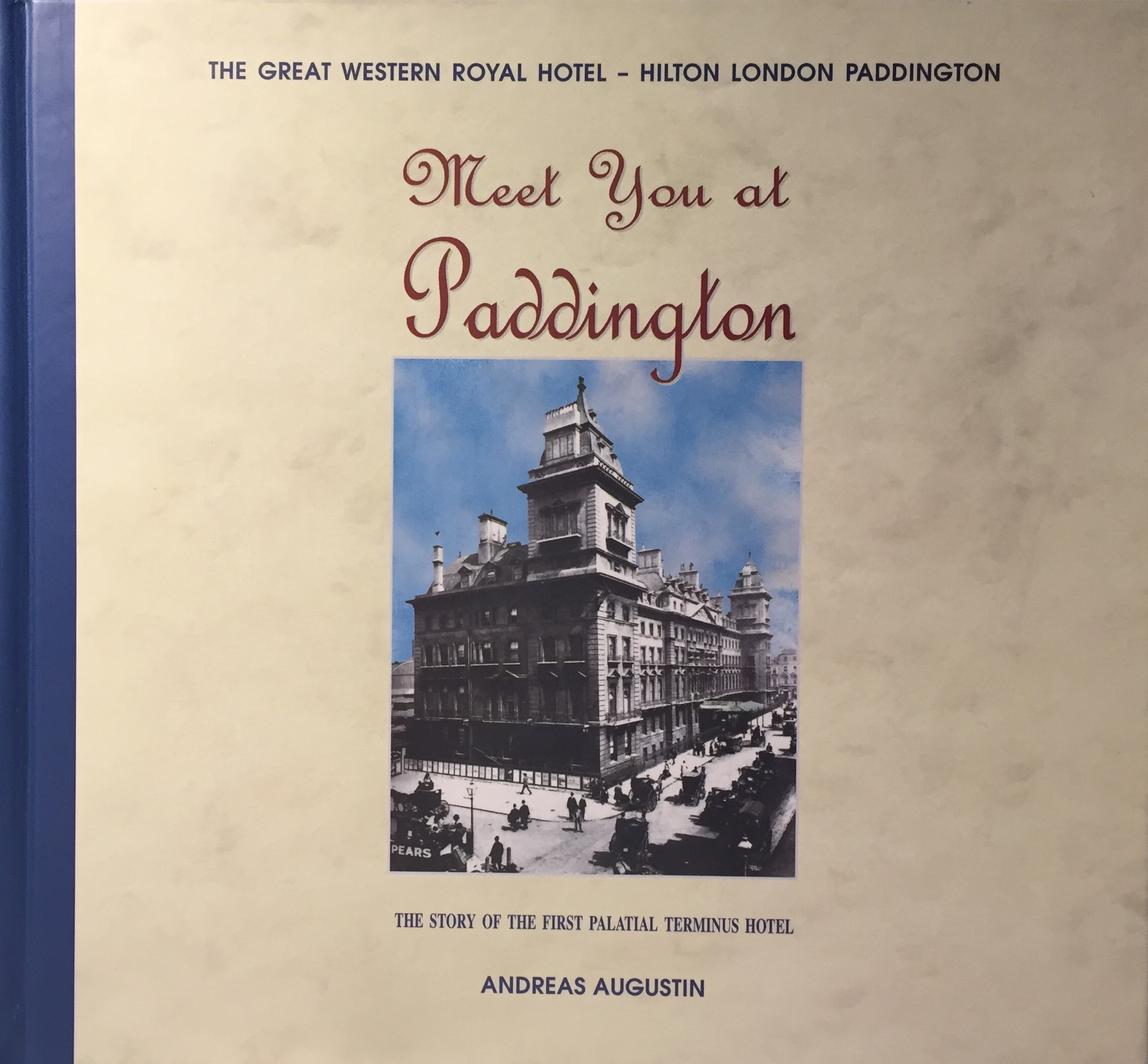 Meet You at Paddington – London, England (English)