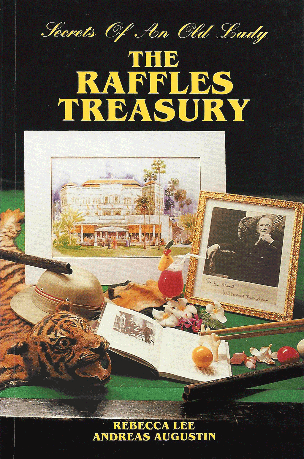 The Raffles Treasury – Singapore (English)