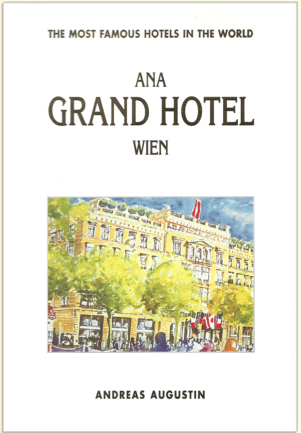 Grand Hotel – Vienna, Austria (English)