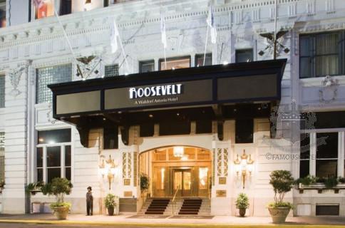 Roosevelt Hotel, (1893), New Orleans, Louisiana