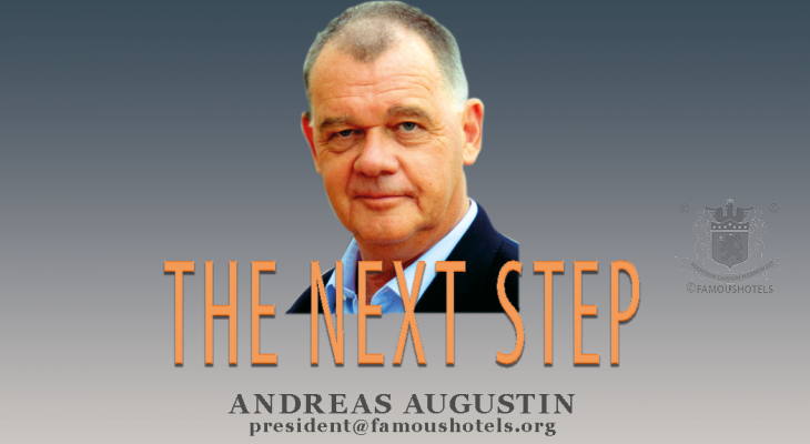 THE NEXT STEP — PARIS — PRINCE DE GALLES