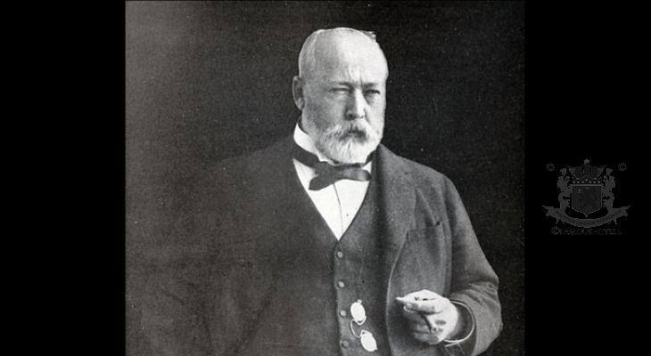 William Cornelius Van Horne (1843-1915)