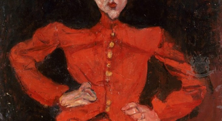 Chaïm Soutine — Cooks, Waiters and Bellboys