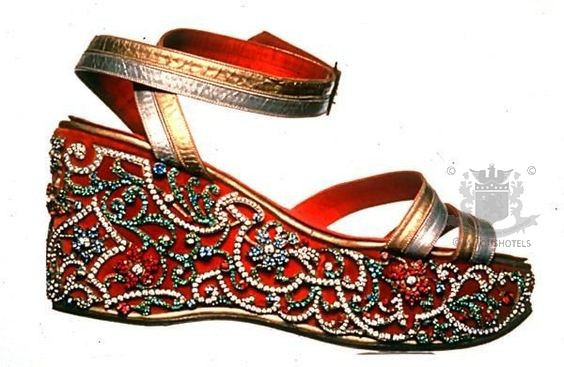 From India in Style (3): Shoes