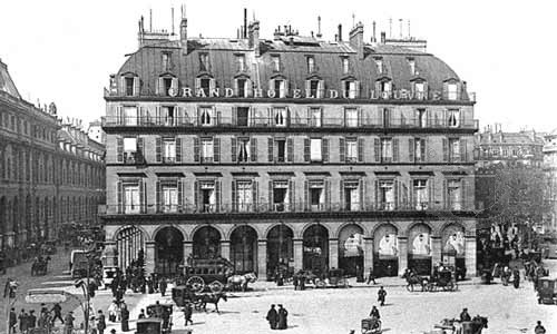 The Oldest 'Grand' Hotel of Paris