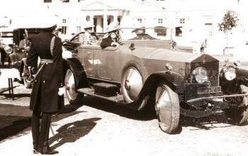 From India in Style (4): Royal Cars