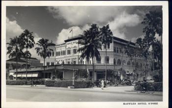 Raffles Singapore — A Literary Journey