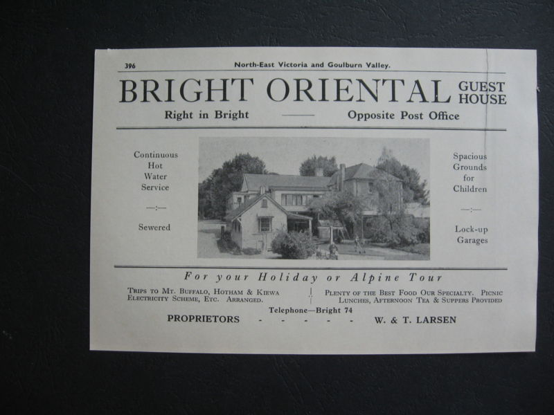 Bright Oriental Gueast House