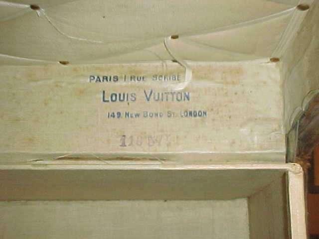 famous hotels luis vuitton label