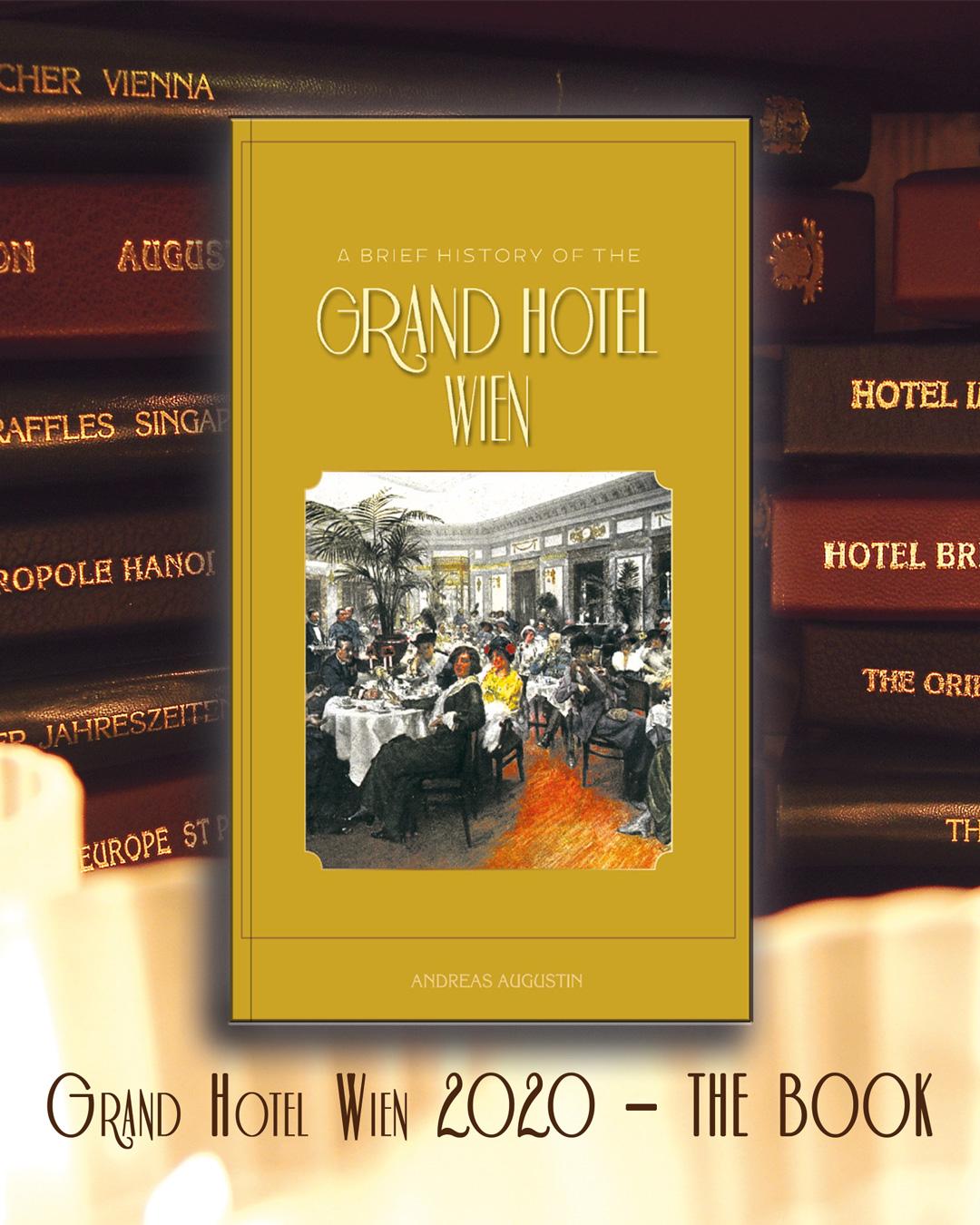 Grand Hotel Wien – Vienna, Austria (English)
