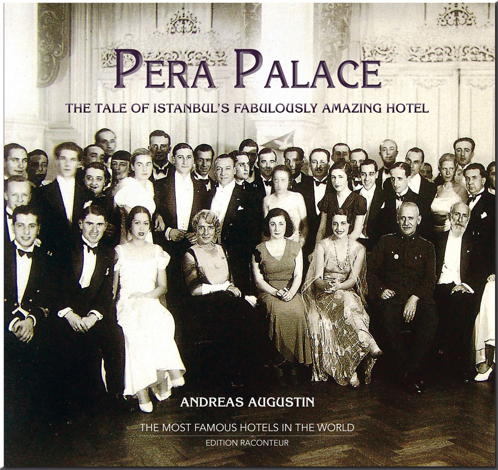 Pera Palace – Istanbul, Turkey (English)