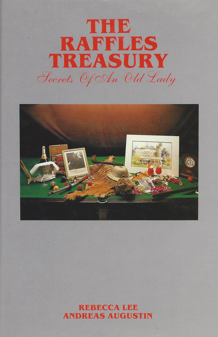 The Raffles Treasury (hardcover)