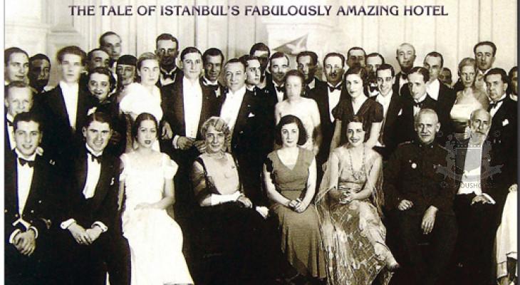Istanbul's fabulously amazing hotel