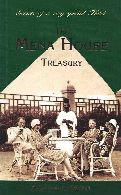 The Mena House Treasury – Cairo, Egypt (English)