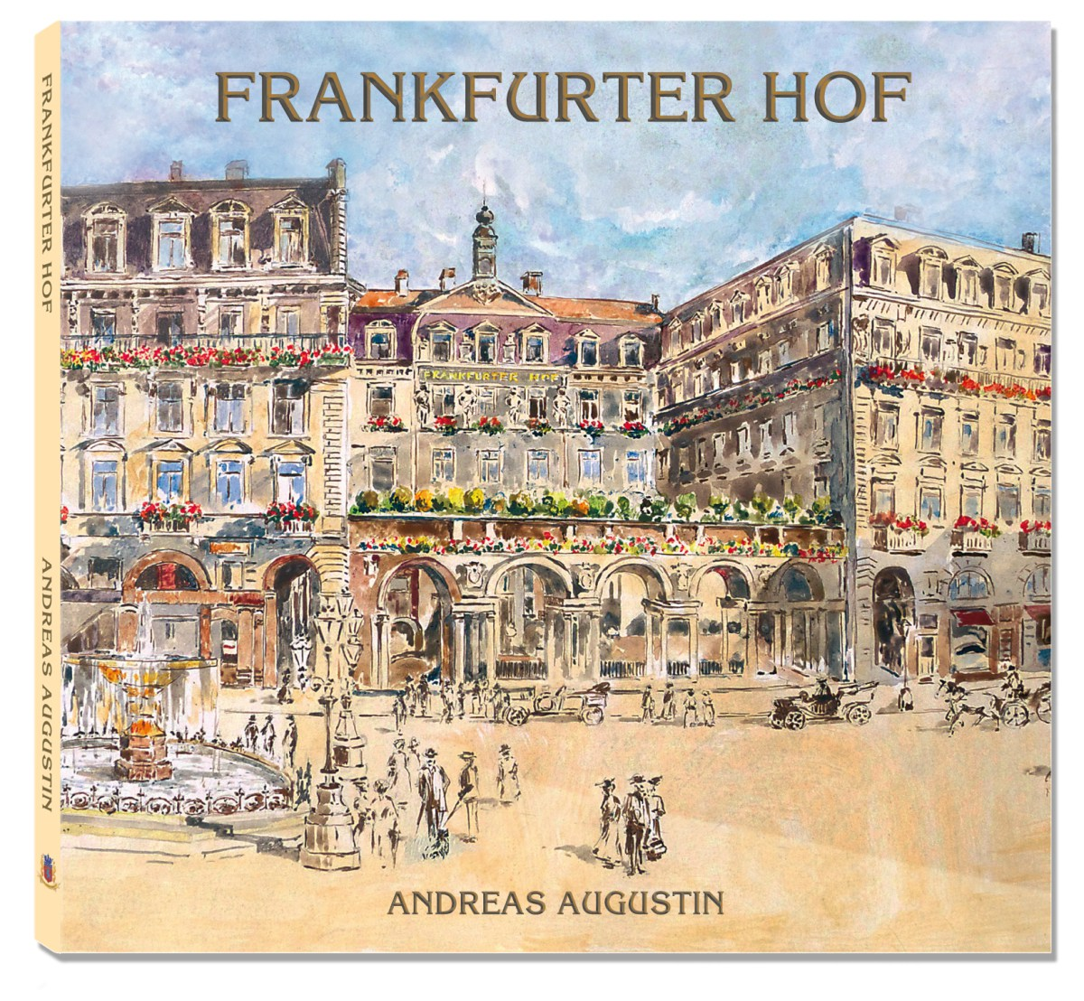 Frankfurter Hof – Frankfurt, Germany (English)