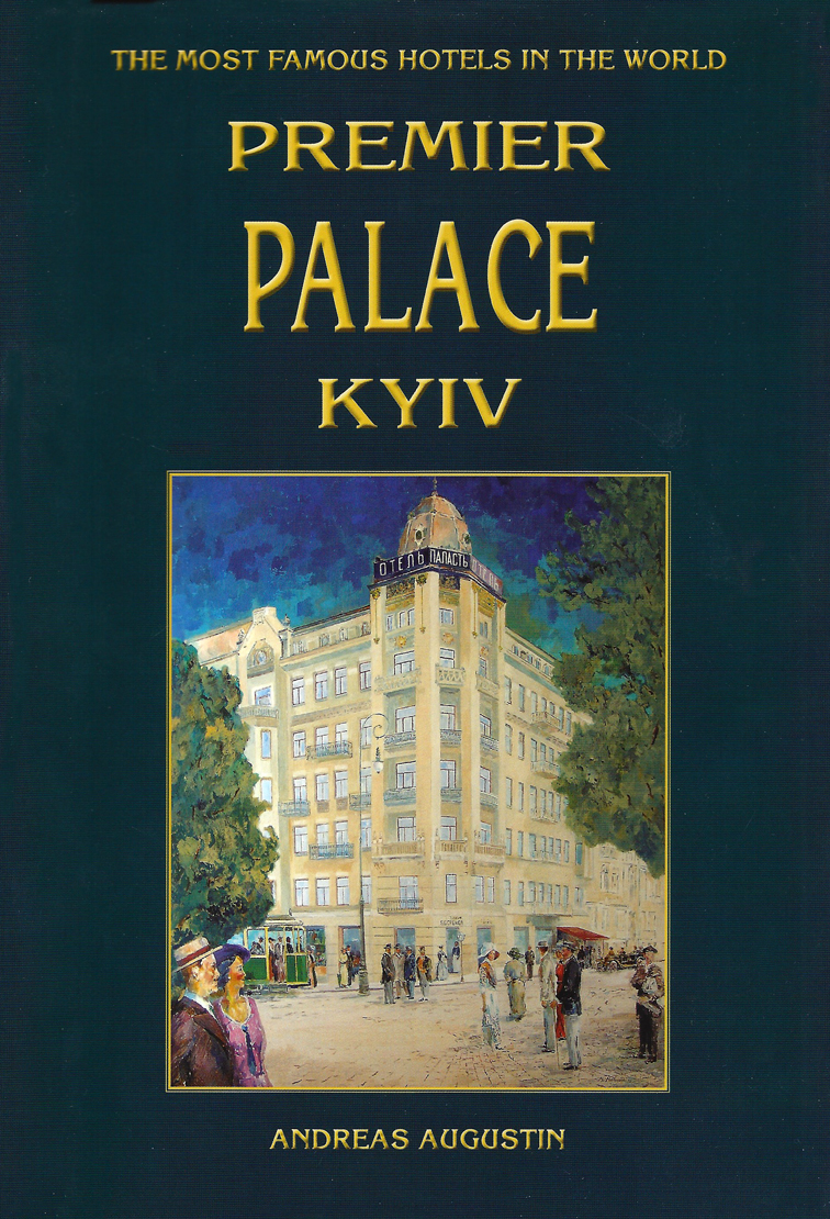 Premier Palace Hotel – Kiev, Ukraine (English)
