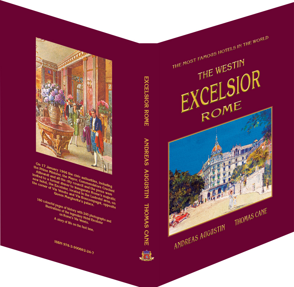 Excelsior – Rome, Italy (English) | Famoushotels org