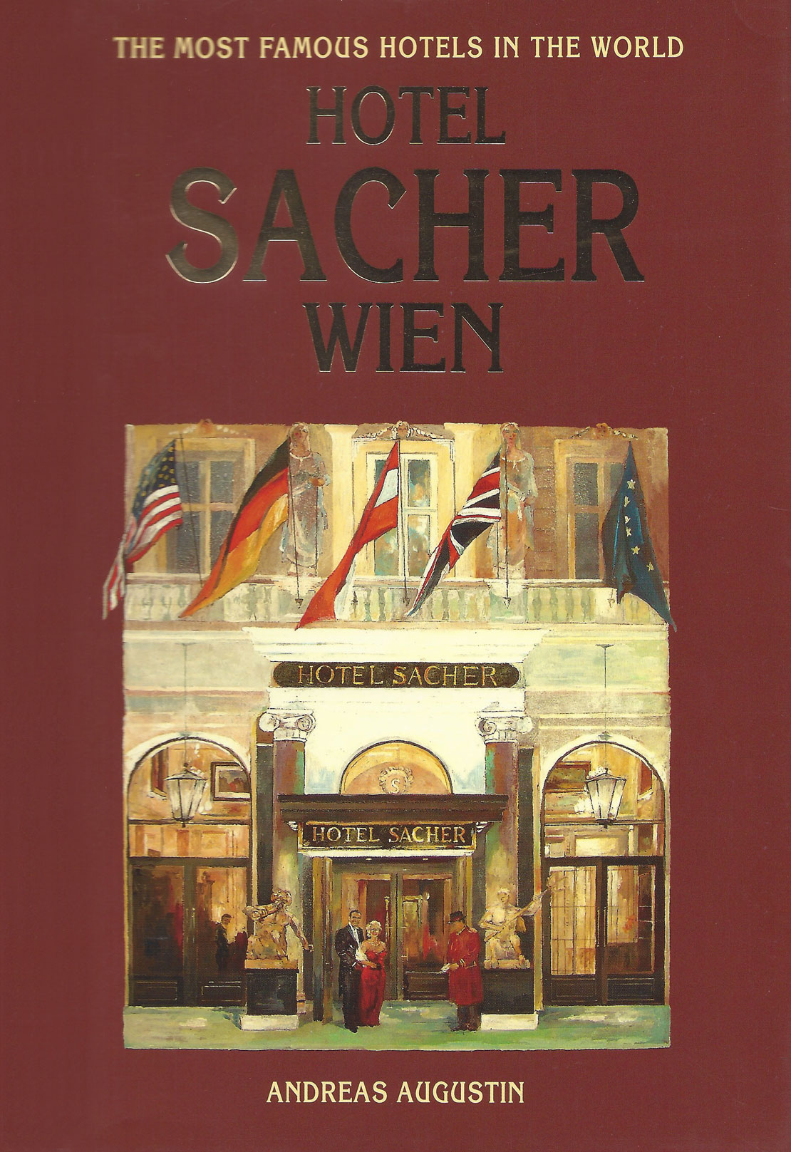 Hotel Sacher – Vienna, Austria (English)