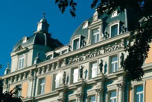 History Grand Hotel Royal