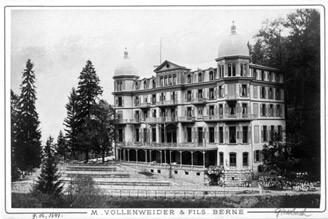 History Grand Hotel Giessbach
