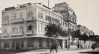 Hotel Metropole in 1903 - by famoushotels©