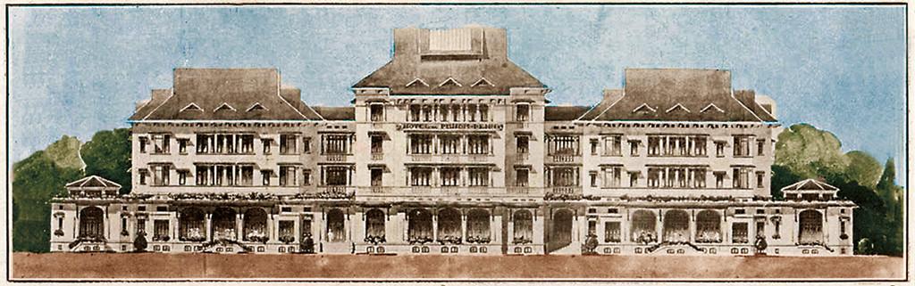 grand hotel le royal Phnom Penh | Famoushotels org