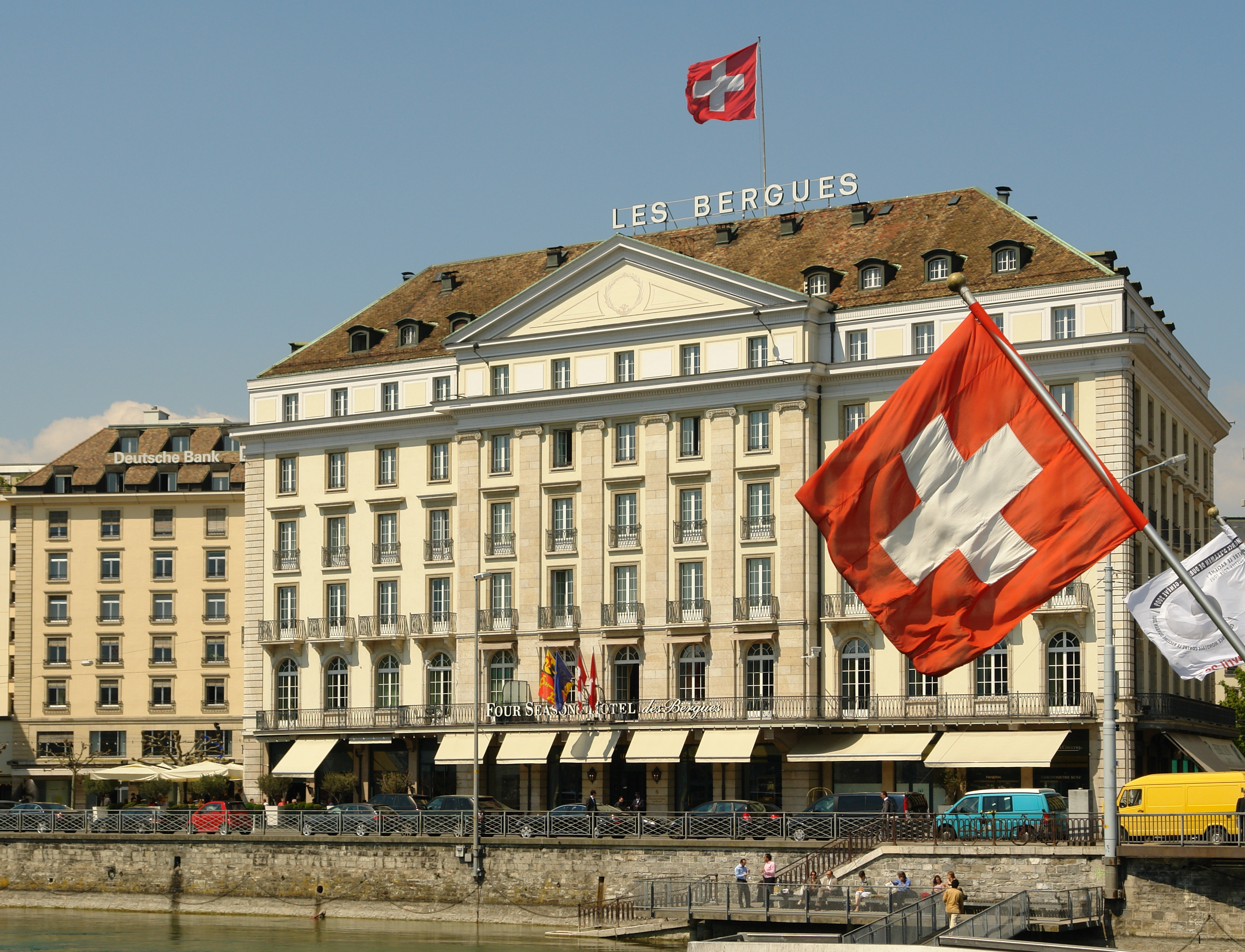 The Rise of the Swiss Grand Hotel (1)