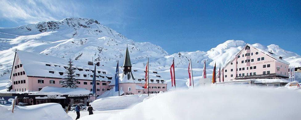 Present Arlberg Hospiz