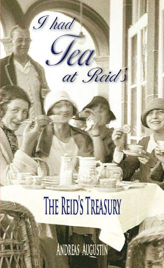 I had Tea at Reid's – Madeira (English)