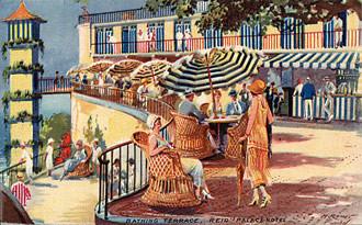 pc reids hotel 1928