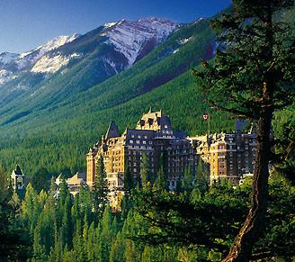 History Banff Springs