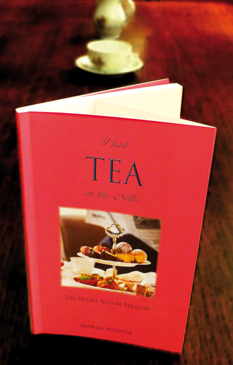 I Had Tea at the Nellie – Cape Town, South Africa (English)