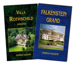 Villa Rothschild und Falkenstein Grand – Königstein/Falkenstein im Taunus, Deutschland (Deusch)
