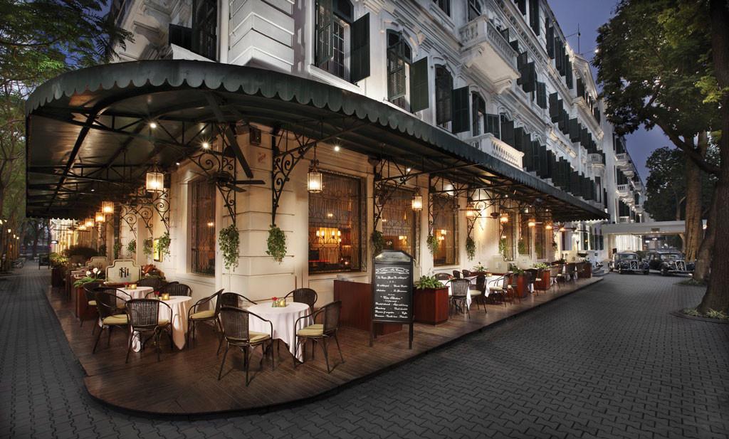 la terrasse hotel metropole hanoi by famoushotels