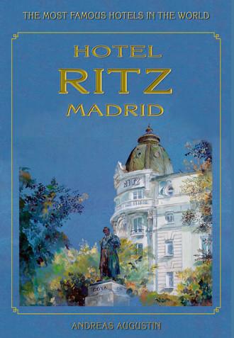 cover hotel ritz madrid by manfed markowski