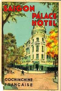 History Grand Hotel Saigon