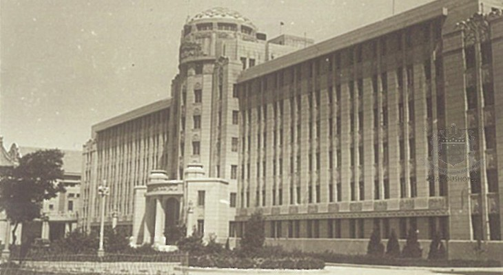 History People's Grand Hotel Xian