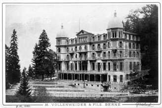 History Grand Hotel Giessbach