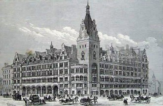 History Grand Central Hotel