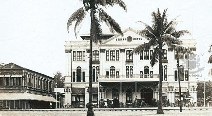 History Strand Hotel