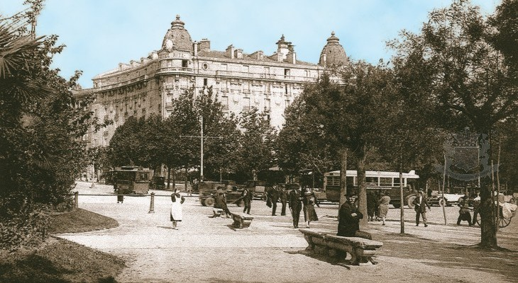 History Ritz Madrid
